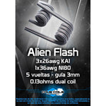 Alien Flash - El Vapor Vape Shop