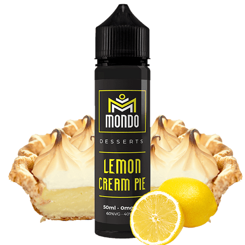 Lemon Cream Pie - El Vapor Vape Shop
