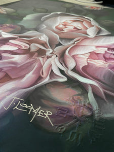 PINK PEONY - Juliana Loomer - Signed and Numbered
