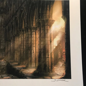 CATHEDRAL -Juliana Loomer - Signed and Numbered