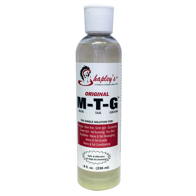 Shapley's Original M-T-G Mane, Tail and Groom Conditioner