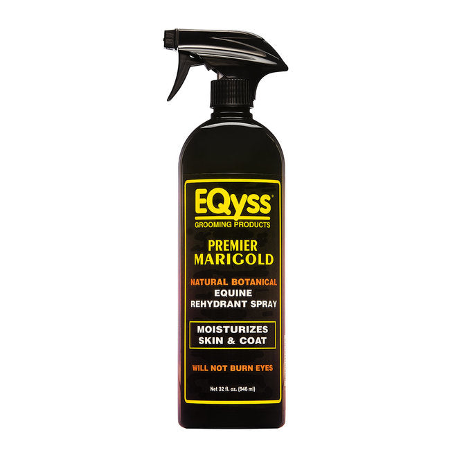 EQyss Premier Marigold Natural Botanical Equine Rehydrant Spray