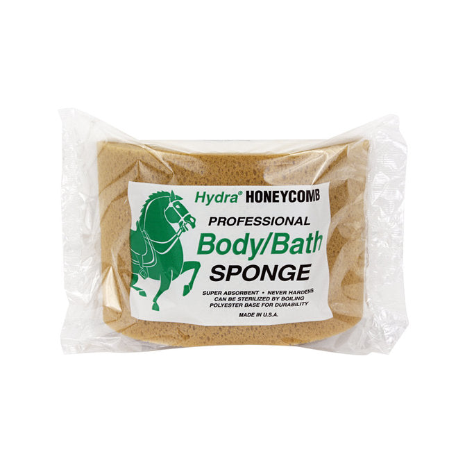 Honeycomb Body/Bath Sponge