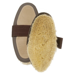 Soft Natural Goat Hair Body Brush