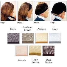RWR® No Knot Hair Nets