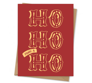 You're a HO Holiday Card