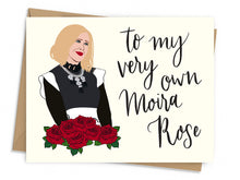 Load image into Gallery viewer, Moira Rose Mother's Day Card