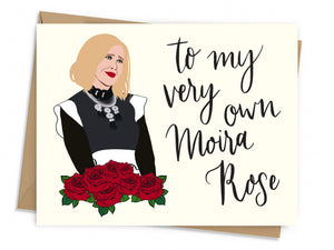 Moira Rose Mother's Day Card