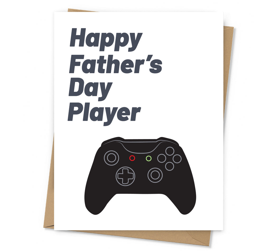 Happy Father's Day Player