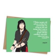 Load image into Gallery viewer, Female Rockstars Stationery Set