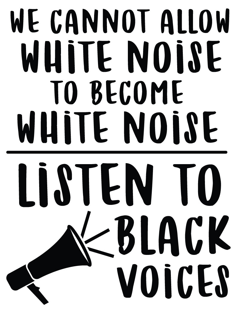 White Noise | Black Voices