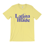LATINA MADE TWO-TONED T-SHIRT