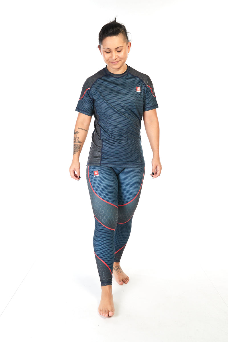 Shinobi Short Sleeve Rashguard
