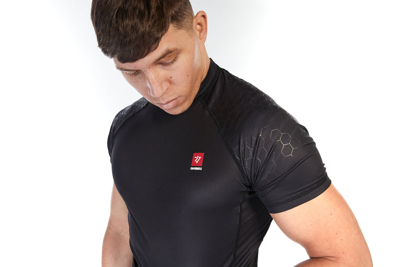 Core Short Sleeve Rashguard
