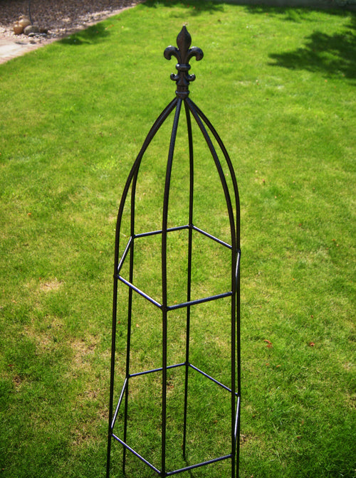 Steel Obelisks