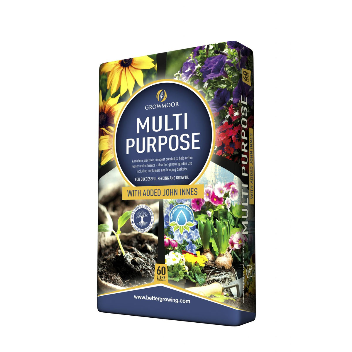 Multi Purpose Compost 60 litre