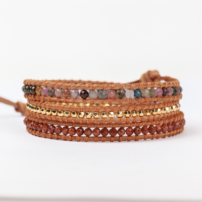 ecofriendly bohemian bracelet