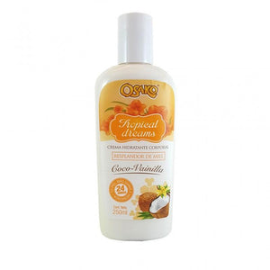 Crema Hidratante Corporal Tropical Dreams 250ml - Productos Osako