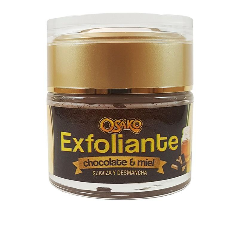 Exfoliante Chocolate y Miel - Productos Osako