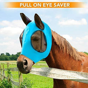 Anti-Fly Mesh Equine Mask - 50% OFF Today!