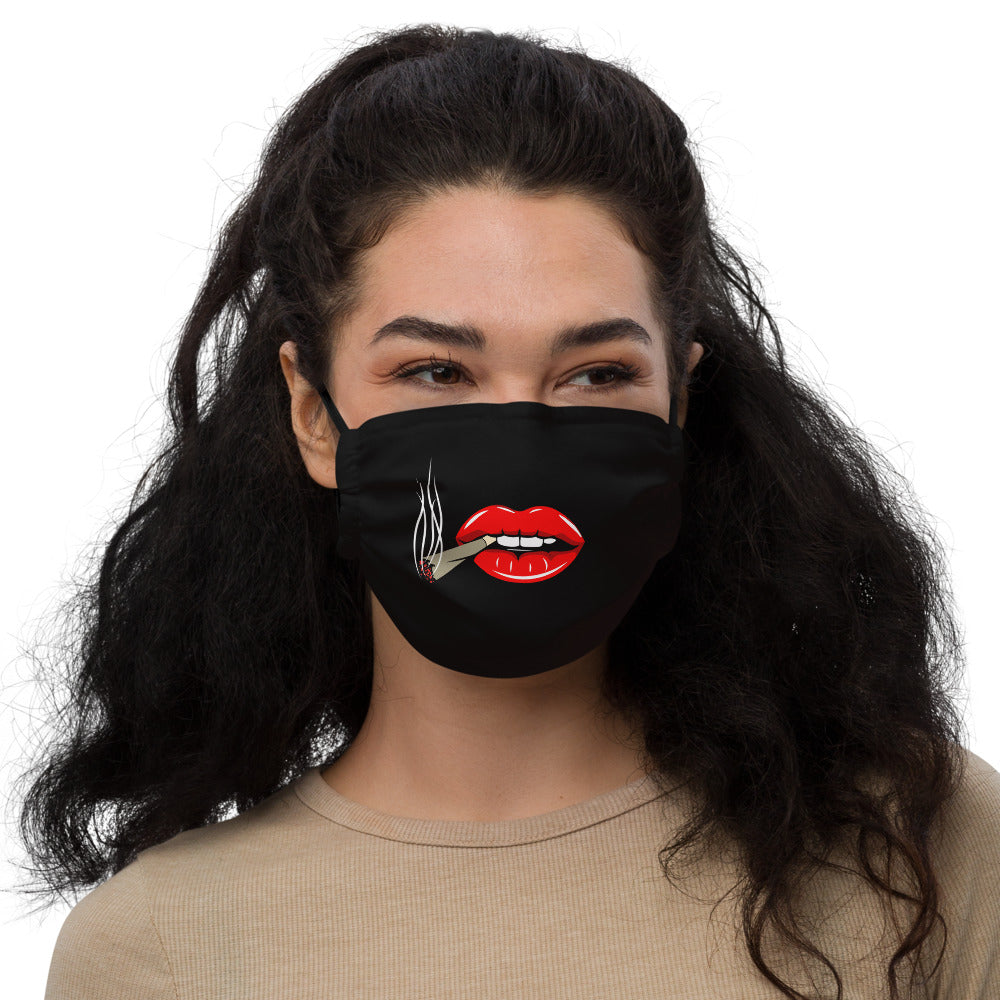 Sexy Lips Smoking mask