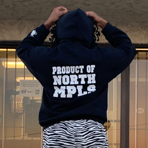 PRODUCT OF MINNEAPOLIS tee (2nd edition)/hoodie