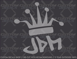 """JDM"" Decal"
