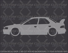 Load image into Gallery viewer, GC8 Silhouette Decal