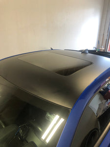 Roof, Hood or Trunk Wrap