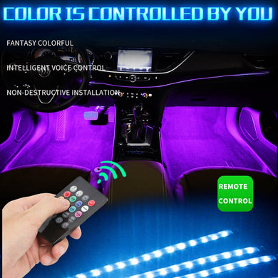 RGB Interior Underglow Light MOD