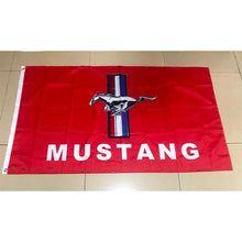 Load image into Gallery viewer, Mustang Racing Flags