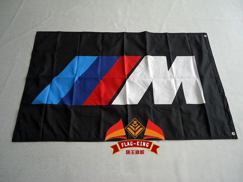 BMW M Racing Flag