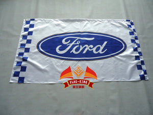 Ford Race Flag