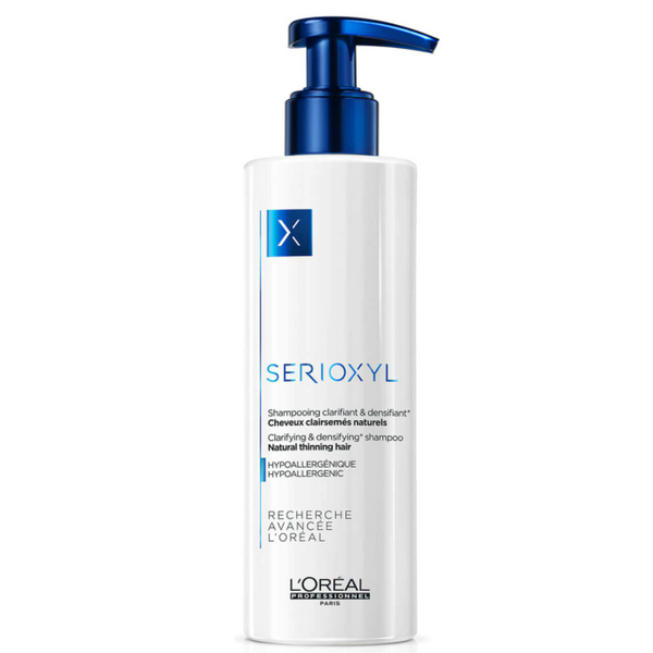 Serioxyl Shampoo (Natural/Colored)