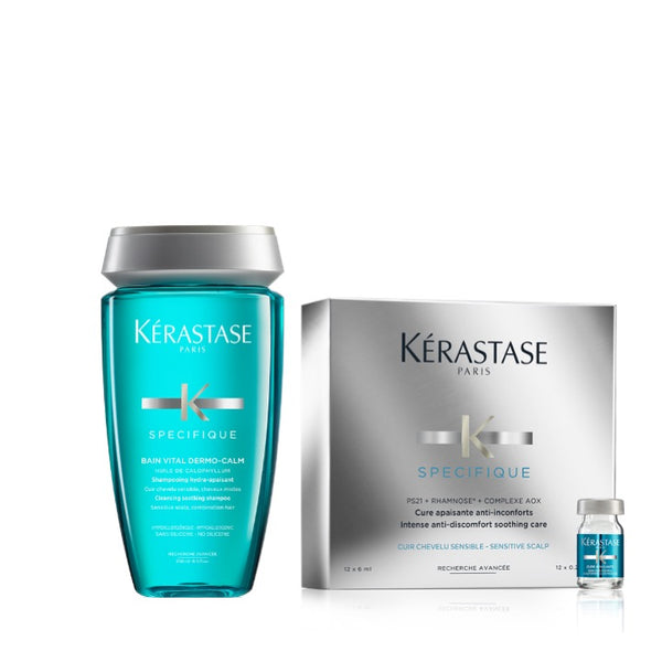 Kerastase Scalp Soothing Set