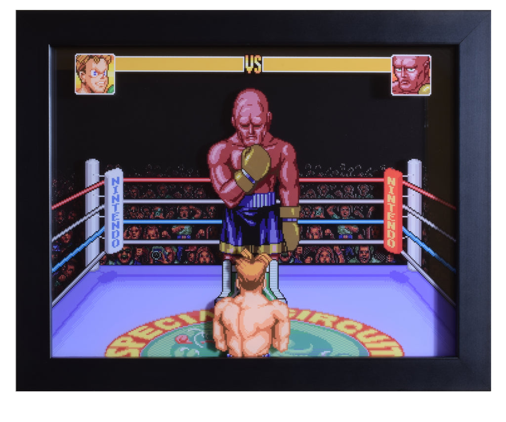 "Super Punch Out (SNES) - ""Nick Bruiser"""