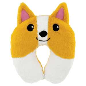 Corgi Neck Pillow