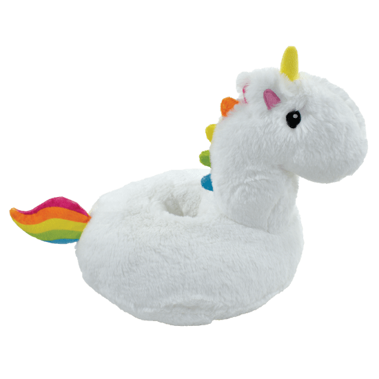 Unicorn Cup-holding Pillow
