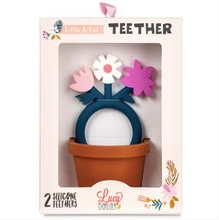 Load image into Gallery viewer, Little Artist Teether Set