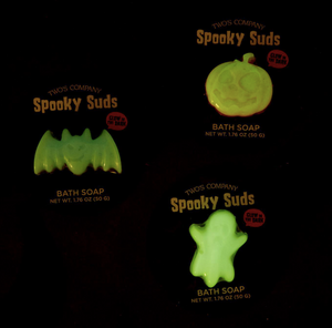 Spooky Glow in the Dark Soap