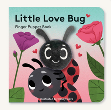 Load image into Gallery viewer, Finger puppet board books