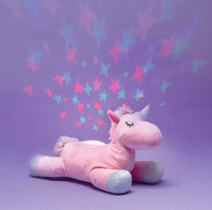 Musical Plush Unicorn Nightlight