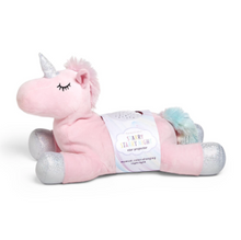 Load image into Gallery viewer, Musical Plush Unicorn Nightlight