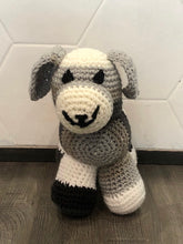 Load image into Gallery viewer, Knit puppies