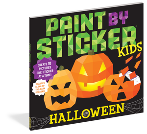 Paint by Sticker: Kids