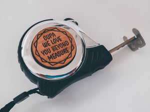 Tape Measure - Engraved
