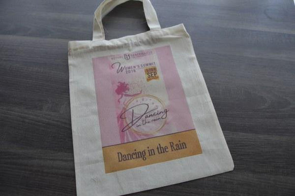 Cotton Shopper Bag - But Why Not - Photo Gifts