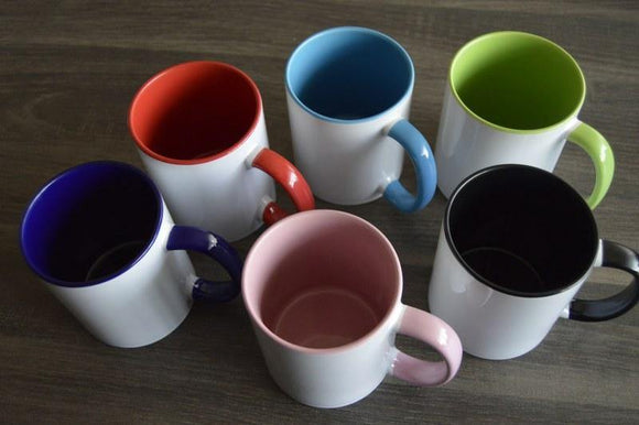 Mugs - Colored - But Why Not - Photo Gifts