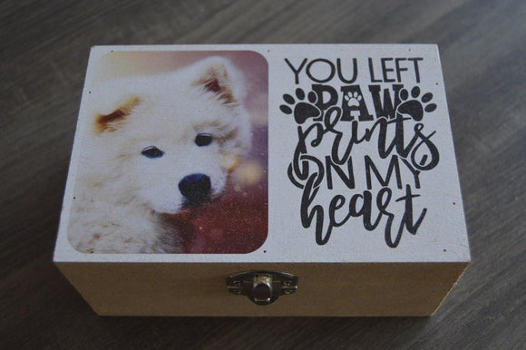 Small Jewelry Box - But Why Not - Photo Gifts