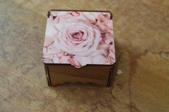 Keepsakes Box - But Why Not - Photo Gifts